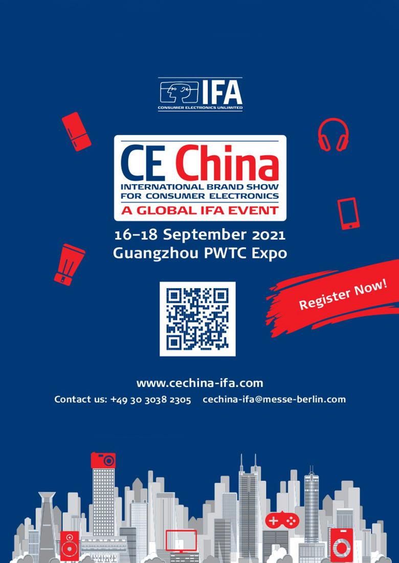 CE China 2021 Ad