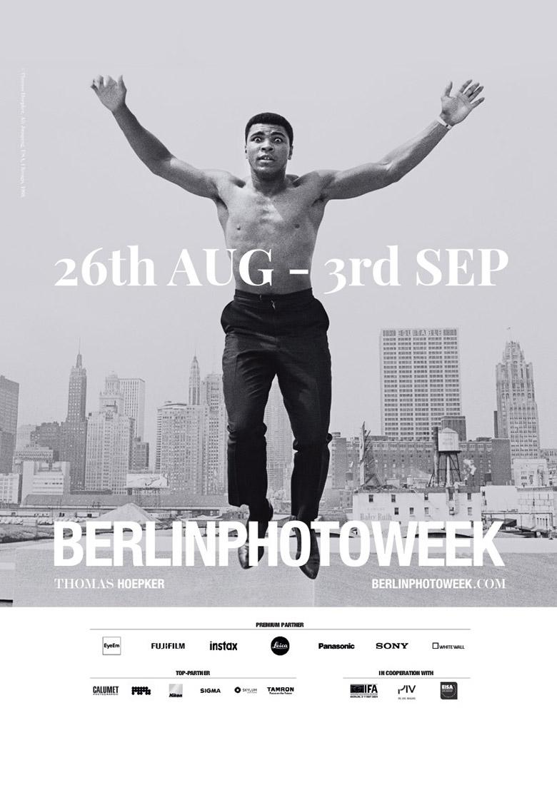 Berlin Photoweek 2021 Ad